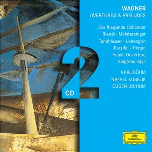 Image for 'Wagner: Overtures & Preludes'