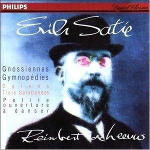 Image pour 'Satie: Gnossiennes; Gymnopédies; Ogives; Trois Sarabandes; Petite ouverture à danser.'