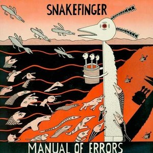 Image for 'Manual of Errors'