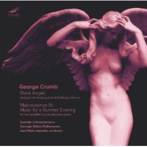 Image for 'George Crumb: Black Angels; Makrokosmos Iii: Music For A Summer Evening'
