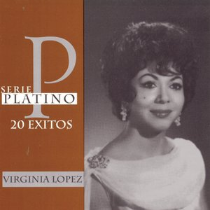 Image for 'Los Grandes Exitos De Virginia Lopez - A Peticion Del Publici'