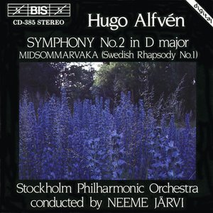 Image for 'Symphony No. 2 / Midsommarvaka (Stockholm Philharmonic Orchestra feat. conductor: Neeme Järvi)'