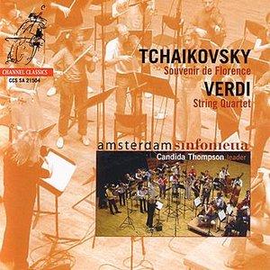 Image for 'Tchaikovsky / Verdi: Souvenir de Florence / String Quartet'