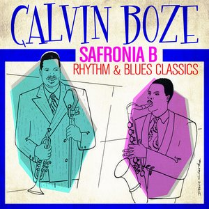 Image for 'Safronia B - Rhythm & Blues Classics'