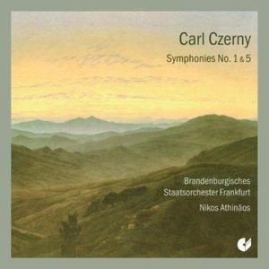 Image pour 'Czerny: Symphonies Nos. 1 & 5'