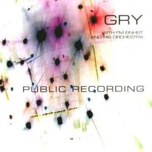 Immagine per 'Public Recording'