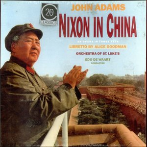 Image for 'Nixon In China'