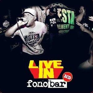Immagine per 'Live in fonobar'