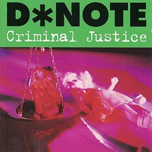 Immagine per 'Criminal Justice'