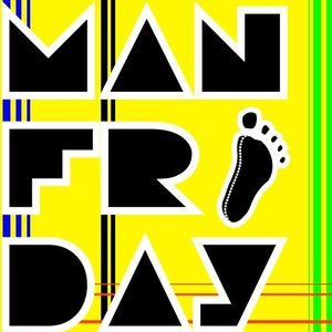 Image for 'Man Friday - EP'