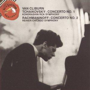 Image for 'Tchaikovsky: Concerto No. 1/Rachmaninoff: Concerto No. 2'
