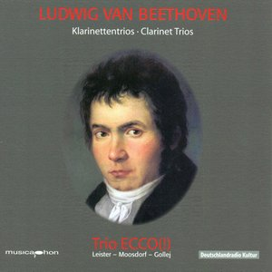 Image for 'Beethoven: Clarinet Trios'