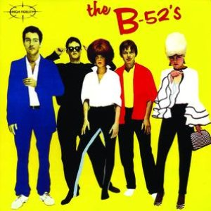 Image for 'The B52's'