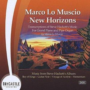 Image for 'New Horizons-Trascriptions of Steve Hackett music (Genesis)'