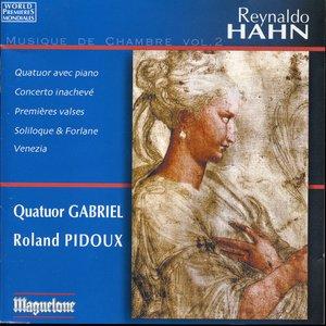 Image for 'Hann: Musique de chambre, Vol. 2'