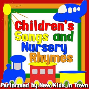 Image pour 'Children's Songs and Nursery Rhymes'