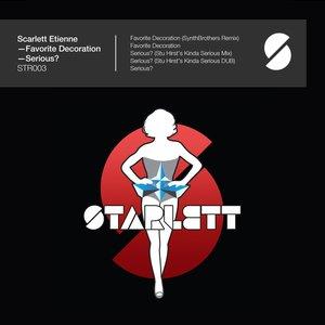 Image pour 'Scarlett Etienne - Serious / Favorite Decoration'
