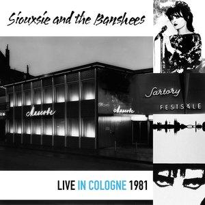 Bild für 'Live in Cologne 1981'