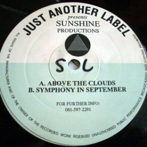 Image for 'Above The Clouds / Symphony In September'