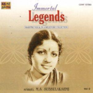 Image for 'Immortal Legends -M.S.Subbulakshmi Vol-2'
