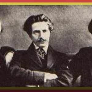 Image for 'Pau Casals, Jacques Thibaud, Alfred Cortot'