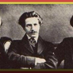 Bild för 'Pau Casals, Jacques Thibaud, Alfred Cortot'