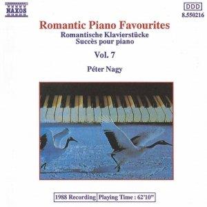 Image for 'Romantic Piano Favourites, Vol.  7'