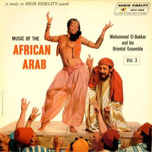 Image for 'Music of the African Arab'