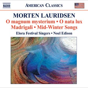 Image for 'Lauridsen, M.: Choral Works'