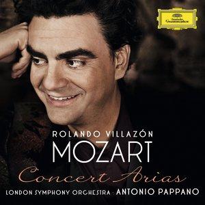 Imagen de 'Mozart: Concert Arias'