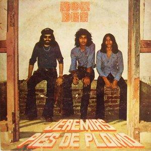 Image for 'Jeremías pies de plomo'