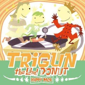 """TRIGUN THE 2nd DONUT HAPPY PACK""的封面"