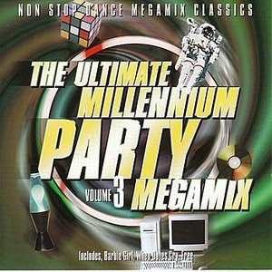 Imagem de 'The Ultimate Millennium Party Megamix Volume 3'