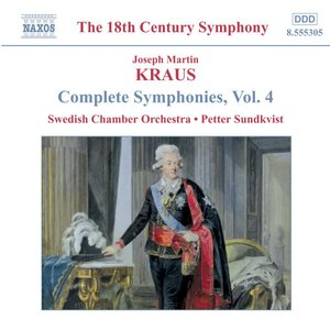 Image for 'KRAUS: Symphonies, Vol. 4'