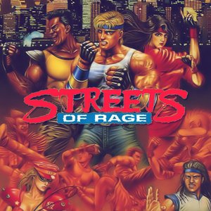Image pour 'Streets of Rage'