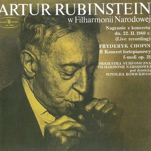 Image for 'Artur Rubinstein at the National Philpharmonics'