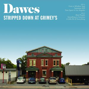 Image for 'Stripped Down At Grimey's'