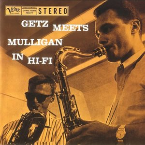 Image for 'Getz Meets Mulligan In Hi-Fi'