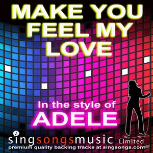 Image for 'Make You Feel My Love (In the style of Adele)'