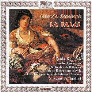 Image for 'Catalani: La falce'