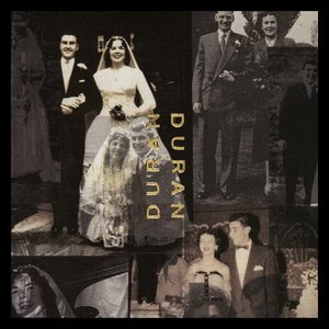 """Duran Duran (The Wedding Album)""的封面"