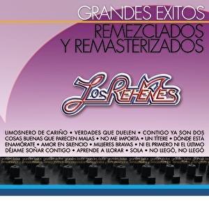 Immagine per 'Grandes Éxitos Remezclados Y Remasterizados'