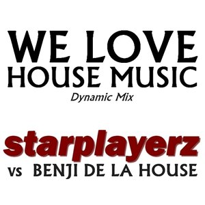 Image for 'Starplayerz vs. Benji de La House'