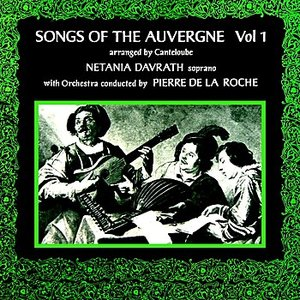 Image for 'Songs Of The Auvergne'