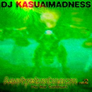 Image for 'Asofyetunknown Vol#2(The War Continues)'