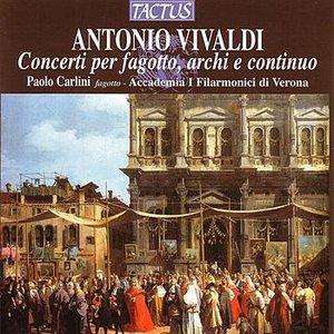 Image for 'Vivaldi : Concerti per fagotto, archi e continuo'