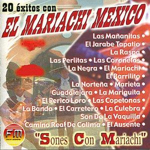 Image for '20 Éxitos con El Mariachi Mexico - Sones Con Mariachi'