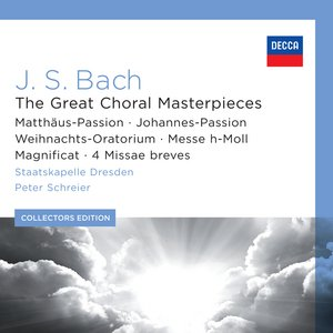Image for 'J.S. Bach: The Great Choral Masterpieces'