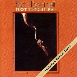 Bild für 'First Things First'