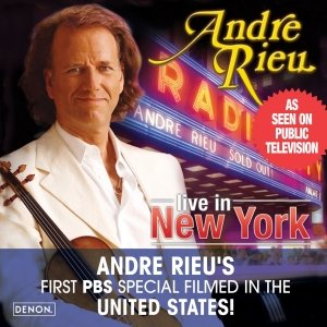 Image for 'Radio City Music Hall Live In New York'